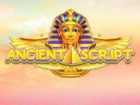 Ancient Script Slot