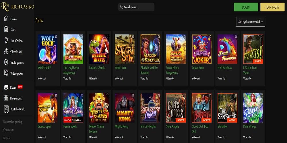 Rich 888 Casino Download